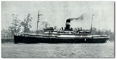 Egra - BI 1911-1950, one BI's longest serving vessels