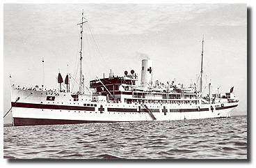 Built for and operated in the fast Gulf mail, Vasna (BI 1917-1951) spent all World War II as a hospital ship, having been converted in 1939 at Mazagon Dock